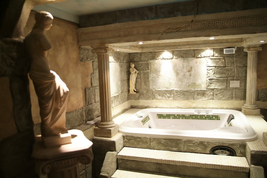 Hotel Rome Jacuzzi